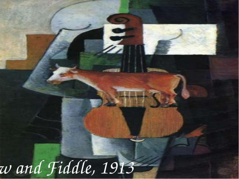 Cow and Fiddle, 1913