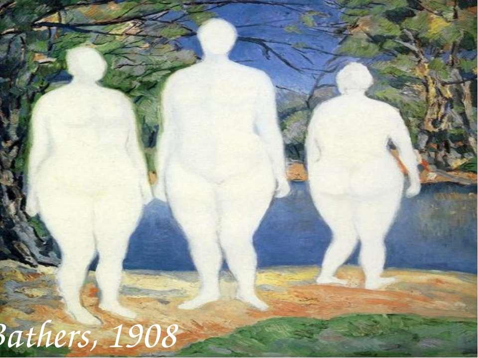 Bathers, 1908