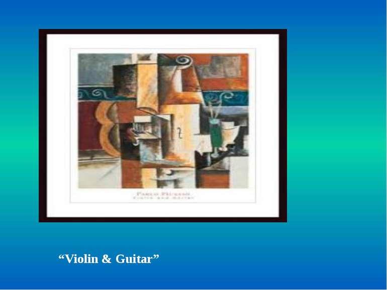 """""""Violin & Guitar"""""""