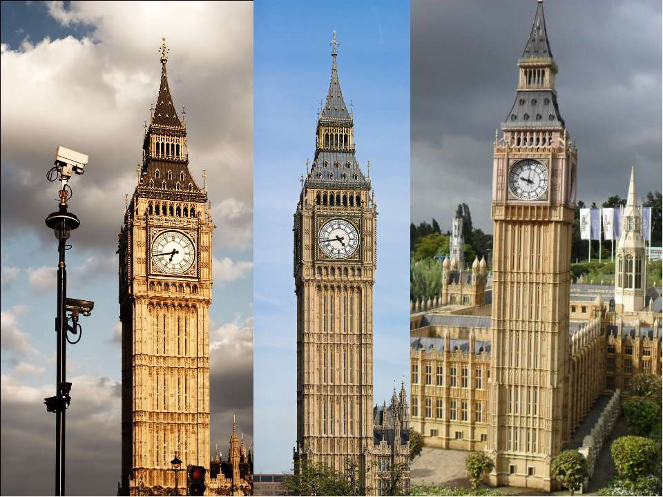 Big Ben Big Ben is the nickname for the great bell of the clock at the north ...