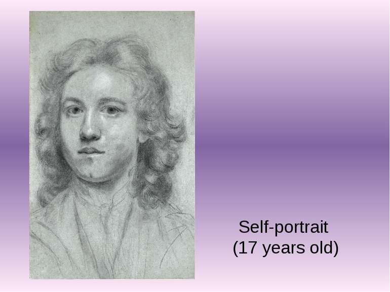 Self-portrait (17 years old)