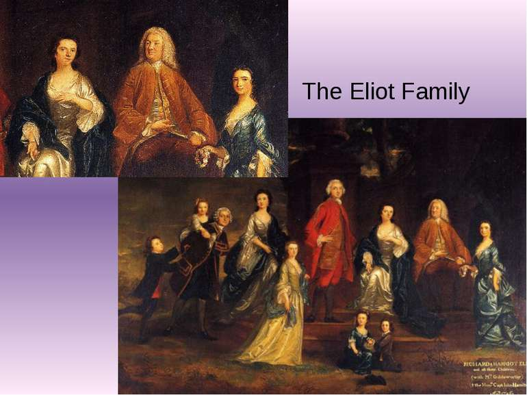 The Eliot Family