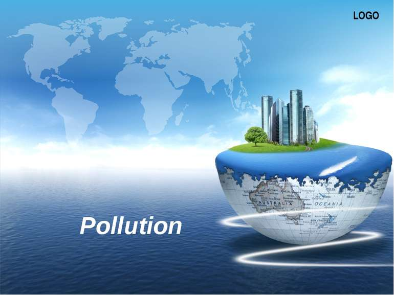 Pollution LOGO