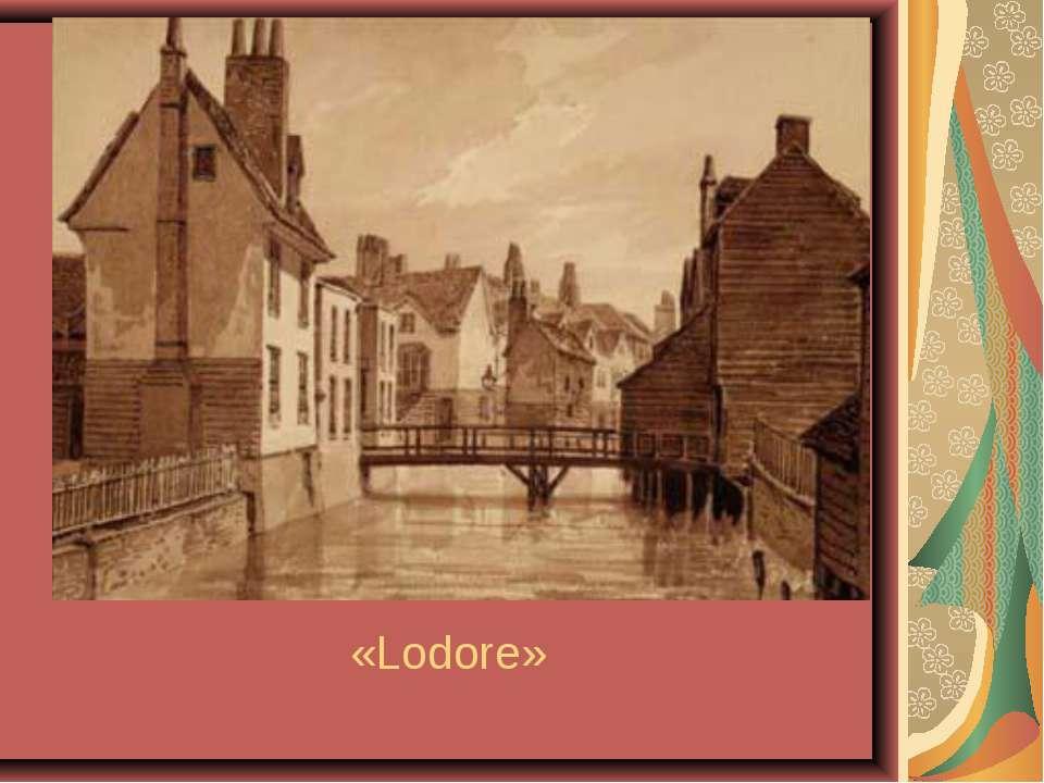 «Lodore»