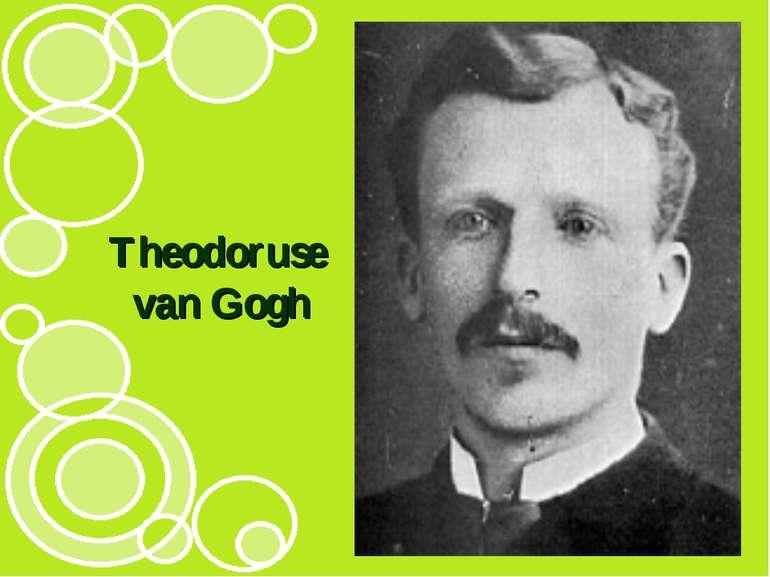 Theodoruse van Gogh