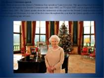 The Queen's Christmas speech Many Brits never miss the Queen's Christmas Day ...