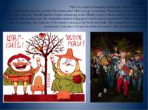"Wassailing ""Here we come a wassailing among the leaves so green…"" You could a..."