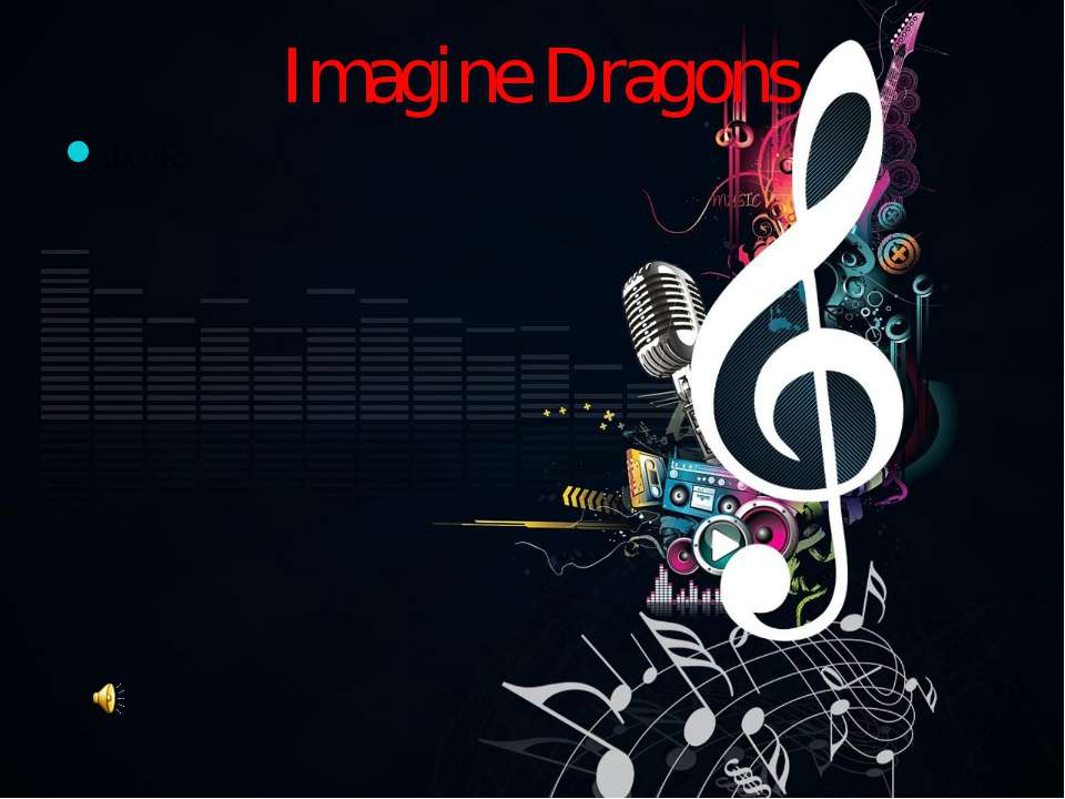 Imagine Dragons dxvfc
