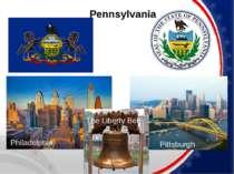 Pennsylvania Philadelphia Pittsburgh The Liberty Bell