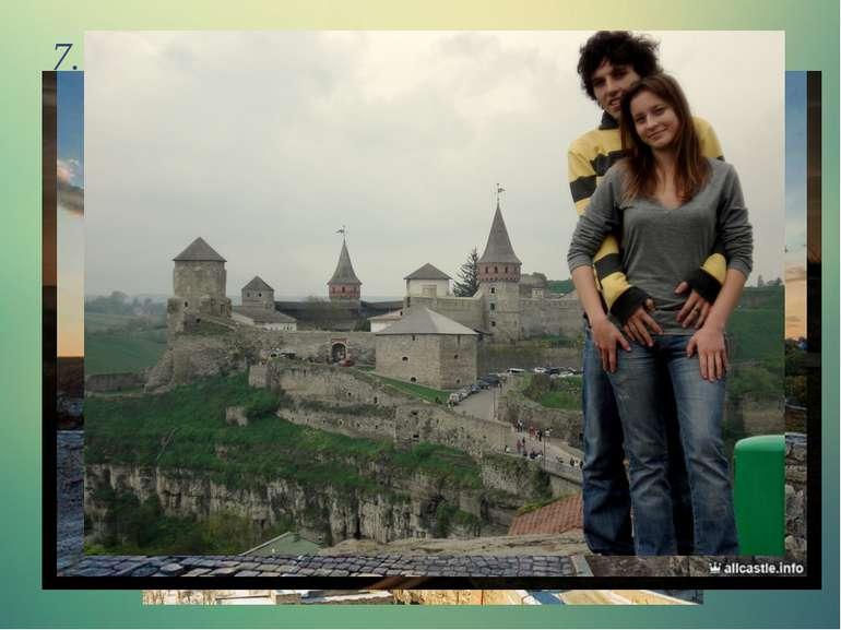 7.Castle in Kamenetz-Podolsk Arena filming for historical films, Kamenetz-Po...