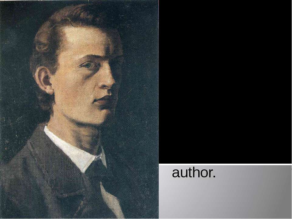 150 years ago was born a wonderful Norwegian artist Edvard Munch, whose works...