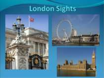 """London Sights"""