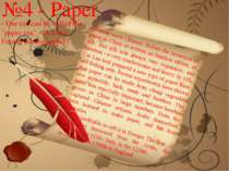 Creators were Chinese. Before the invention of paper in China or written on b...