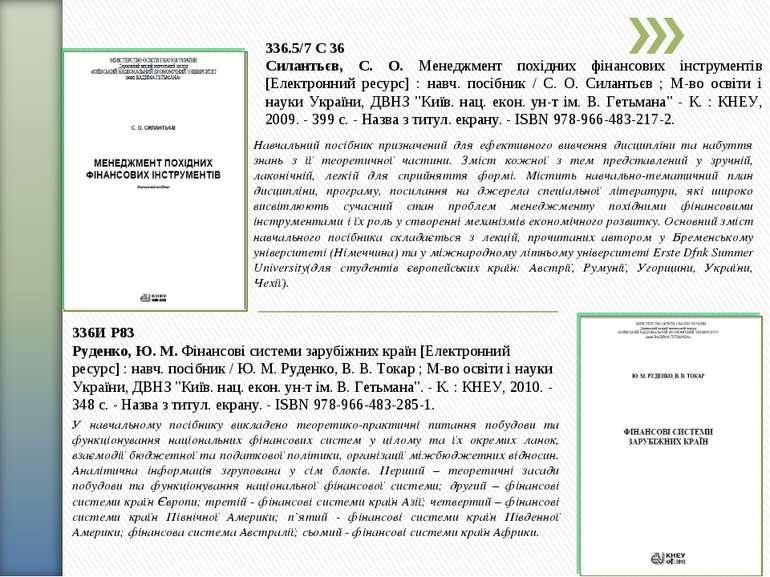 336.5/7 С 36 Силантьєв, С. О. Менеджмент похідних фінансових інструментів [Ел...