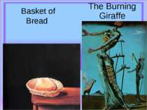 Basket of Bread The Burning Giraffe