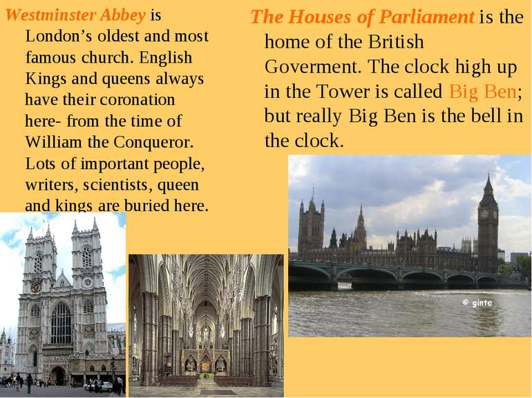 Westminster Abbey is London's oldest and most famous church. English Kings an...