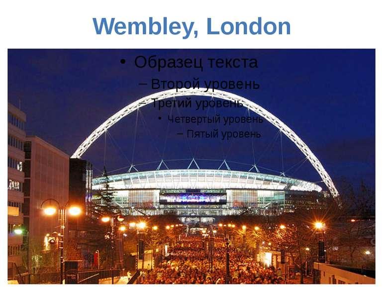 Wembley, London