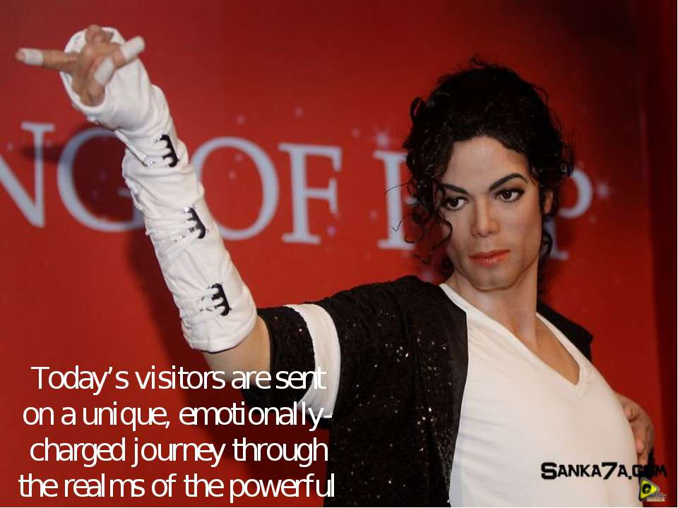 Today's visitors are sent on a unique, emotionally-charged journey through th...