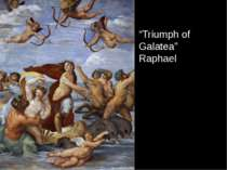 """Triumph of Galatea"" Raphael"