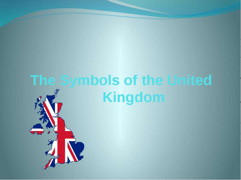 The Symbols of the United Kingdom