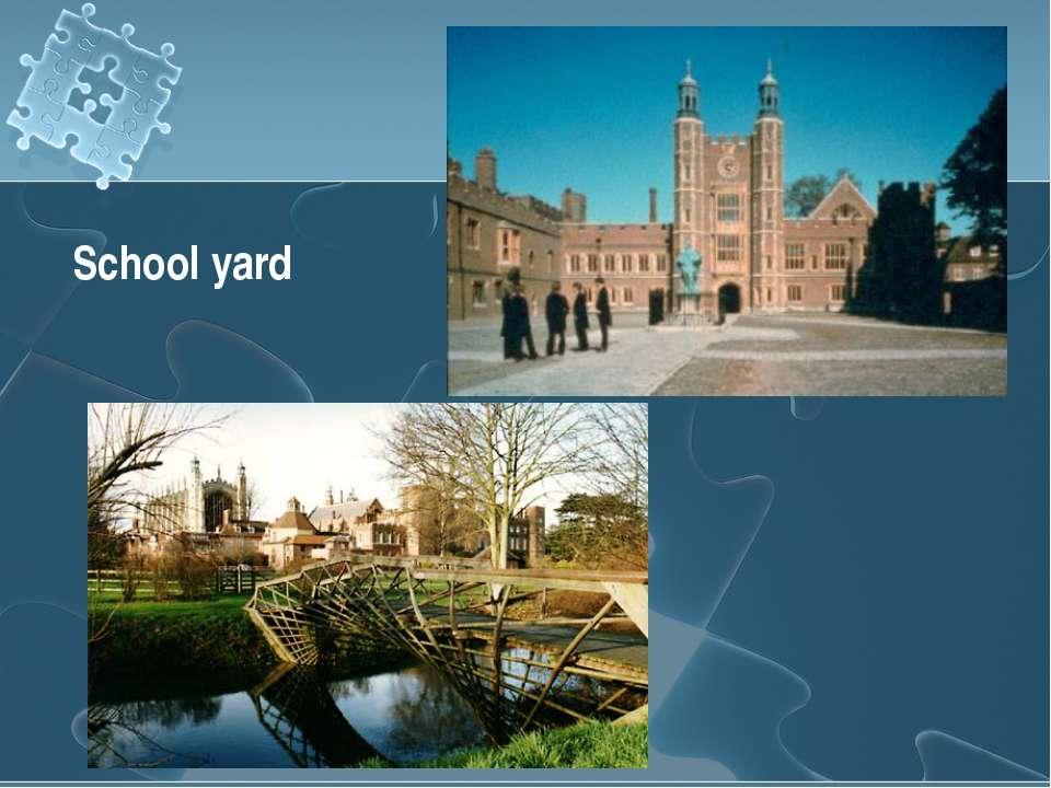 School yard