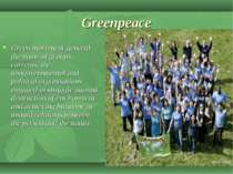 Green movement-general the name of groups, currents, the nongovernmental and ...