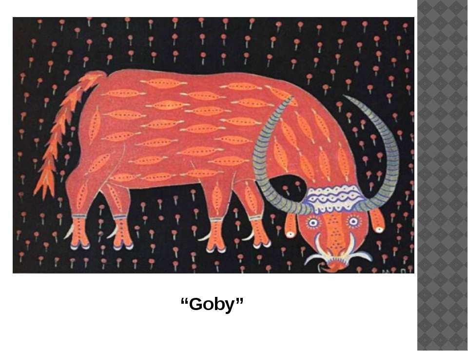 """""""Goby"""""""