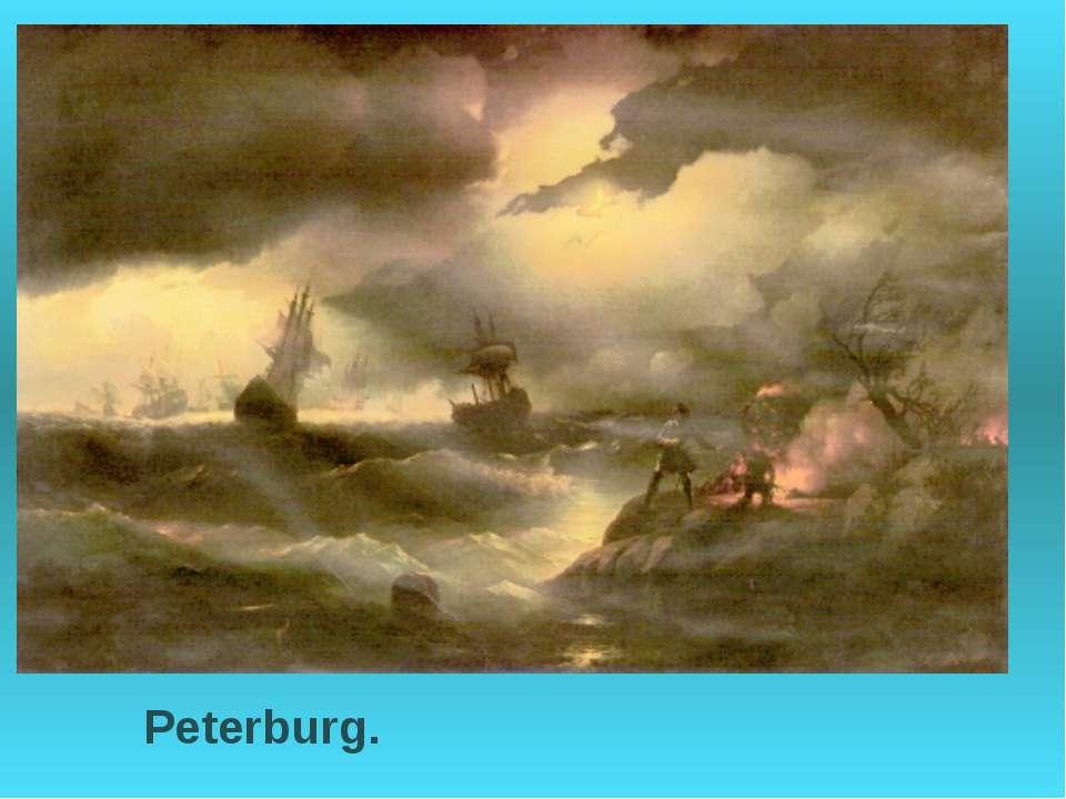 Peterburg.