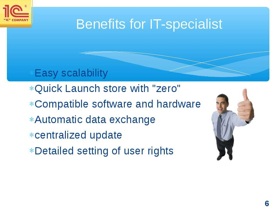 "Easy scalability Quick Launch store with ""zero"" Compatible software and hardw..."