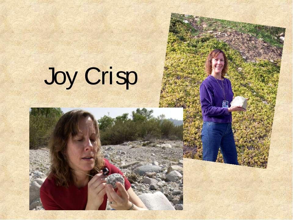 Joy Crisp