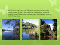 New South Wales has more than 780 national parks and reserves covering more t...