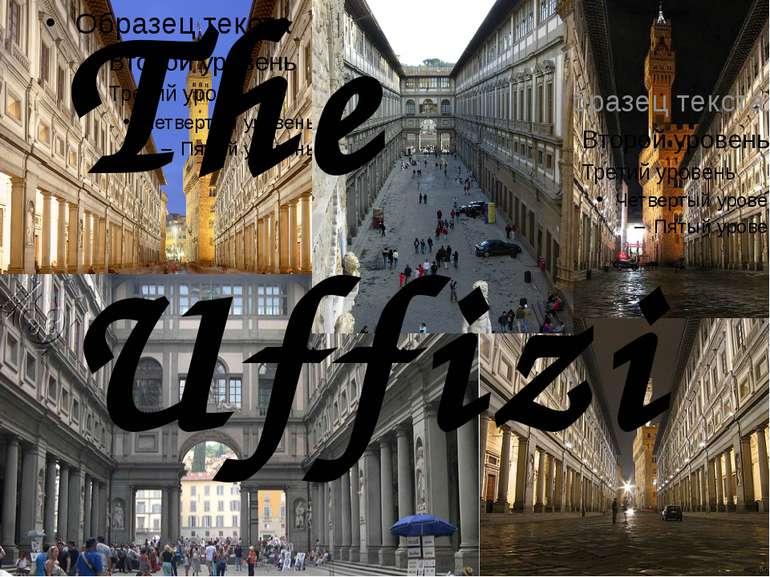 The Uffizi