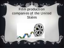 Film production companies of the United States