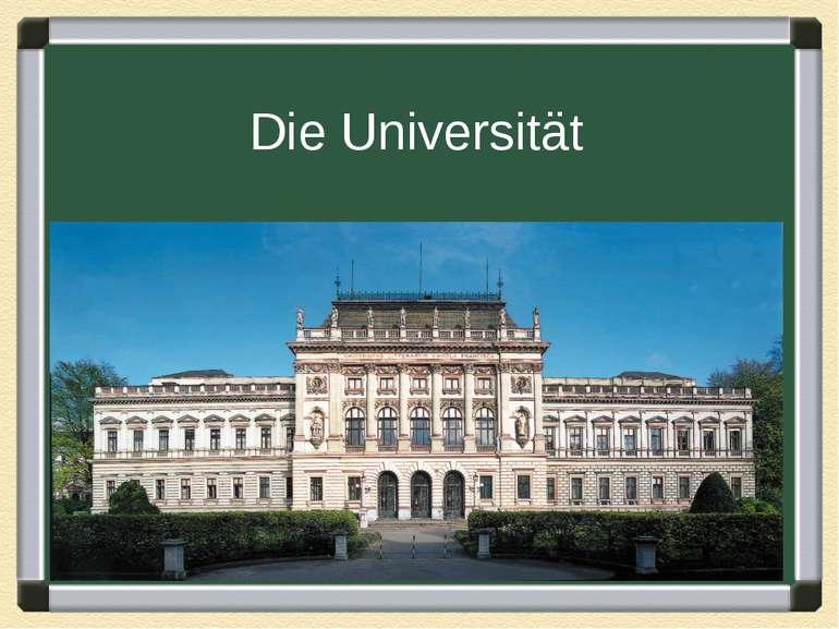 Die Universität