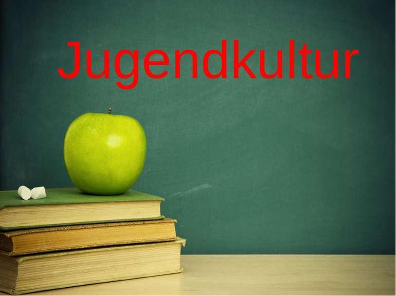 Jugendkultur