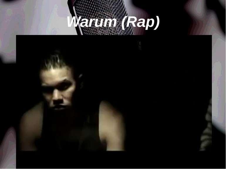 Warum (Rap)