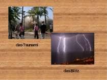 das Tsunami das Blitz