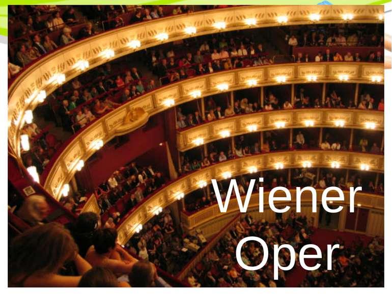 Wiener Oper PowerPoint Template