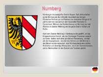 Nurnberg Nürnberg ist die zweitgrößte Stadt in Bayern. Seit Jahrhunderten wur...
