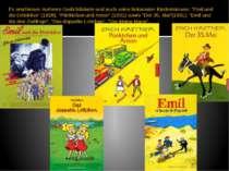 """Es erschienen mehrere Gedichtbände und auch seine bekannten Kinderromane: """"Em..."""
