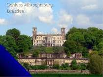 Schloss Albrechtsberg. Dresden.