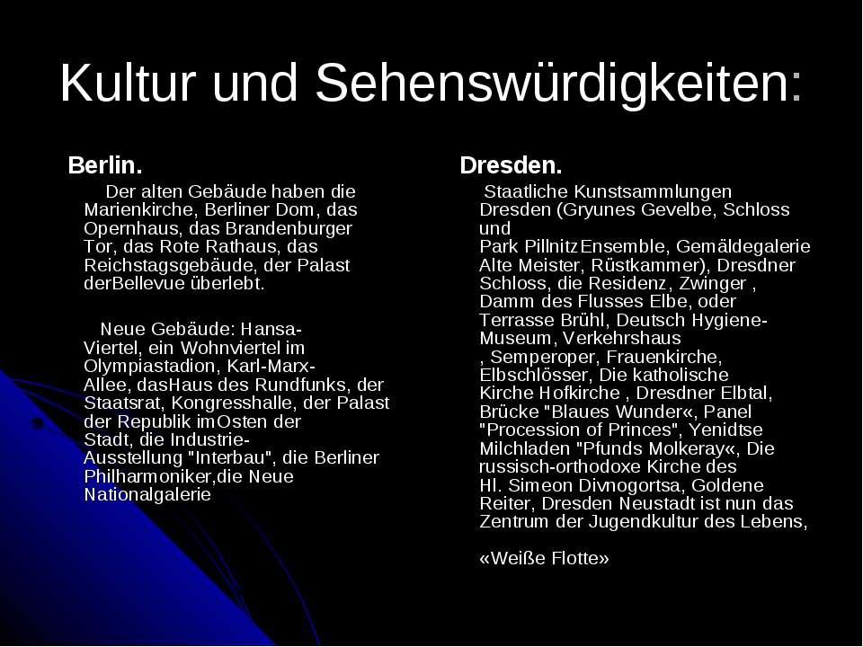 Kultur und Sehenswürdigkeiten: Berlin. Der alten Gebäudehabendie Marienkirc...