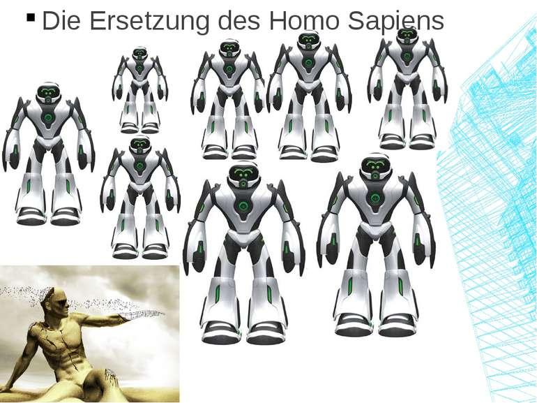 Die Ersetzung des Homo Sapiens