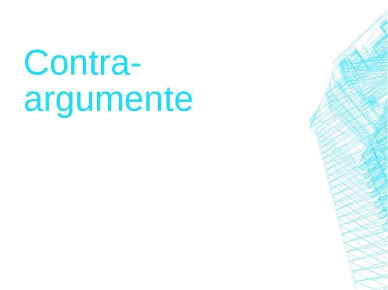 Contra-argumente
