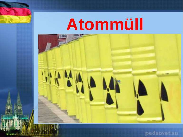 Atommüll