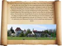 Der Name der Burg hat nicht zwangsläufig etwas mit Blut zu tun, ebenso falsch...