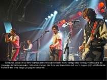 Seit Ende Januar 2011 steht Kraftklub bei Universal Domestic Rock/ Vertigo un...