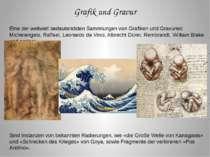 Grafik und Gravur Eine der weltweit bedeutendsten Sammlungen von Grafiken und...