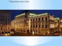 Національна опера у Відні