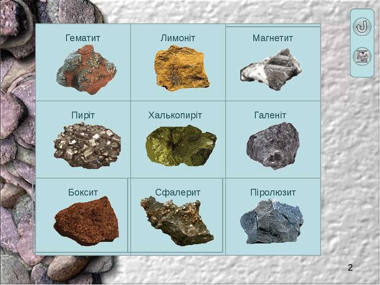 Формула PbS Колір Свинцово-сірий Блиск Металевий Твердість 2,5 Щільність 7,2 ...